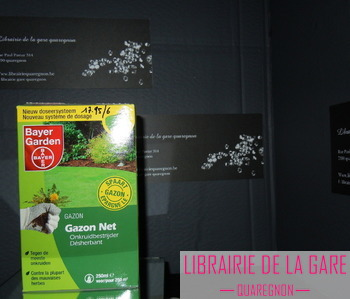 Librairie de Quaregnon - Catalogue